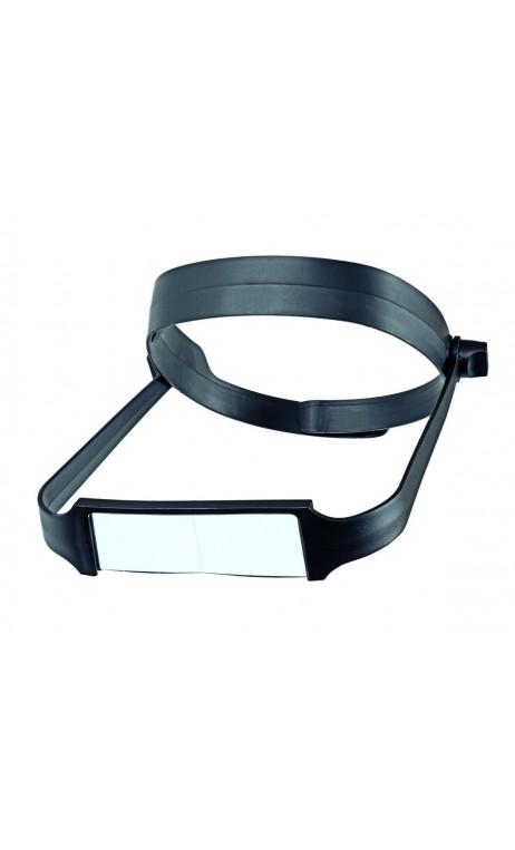 Bardzo lekkie okulary do PMU