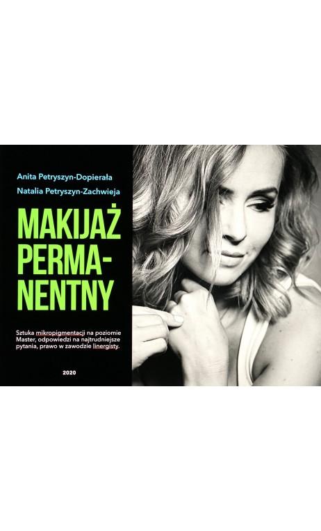 Książka Makijaż Permanentny Anita Petryszyn - Dopierała